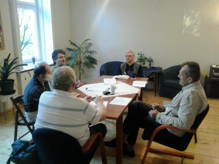 Budapest Bible study